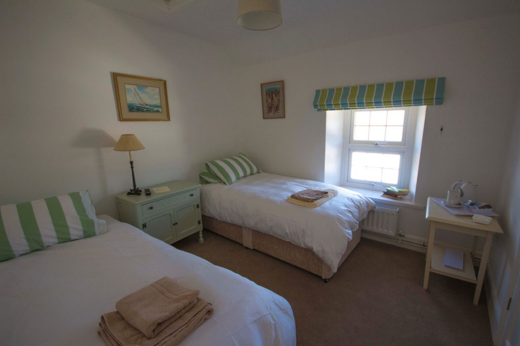 Twin room accommodation Brecon Beacons